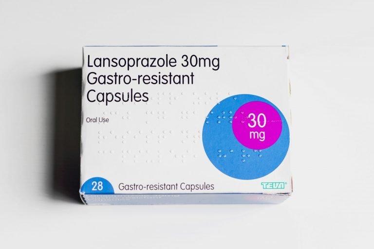 lansoprazole-obat