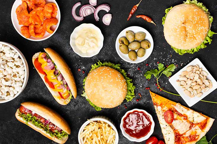 Hindari 7 Makanan Ini agar Gairah Seksual Tidak Menurun