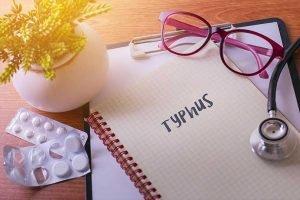 Demam Tifoid (Tipes)
