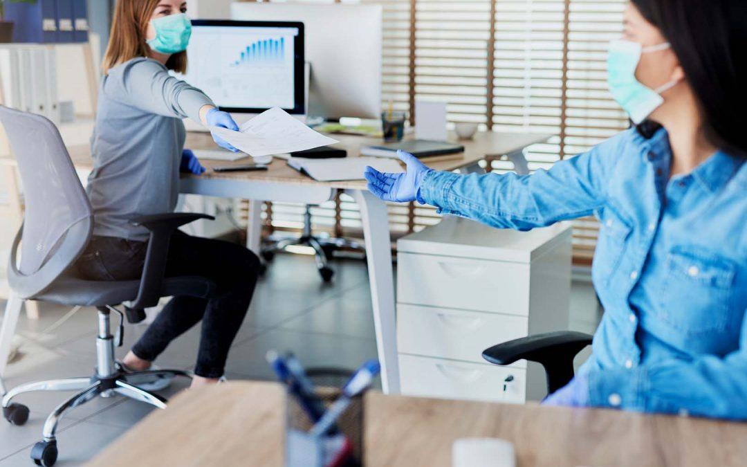 Bagaimana Tempat Kerja yang Sehat selama Pandemi?