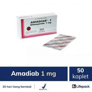 Amadiab 1 mg