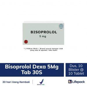 obat bisoprolol fumarate dexa