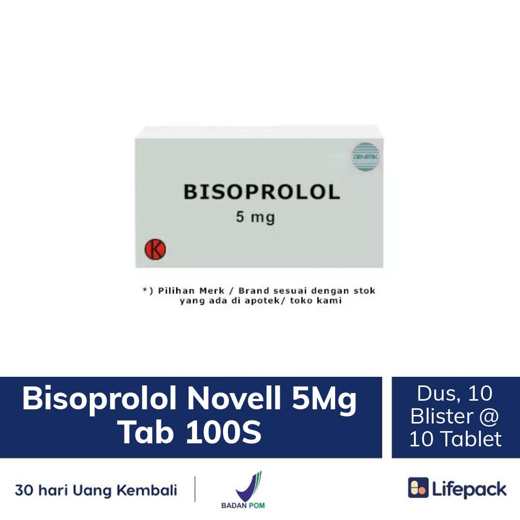 Bisoprolol fumarate Novell