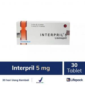 Interpril 5 mg