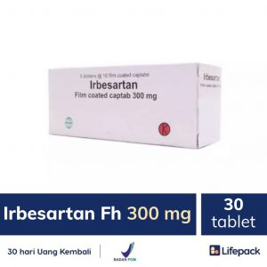 Irbesartan Fh 300 mg