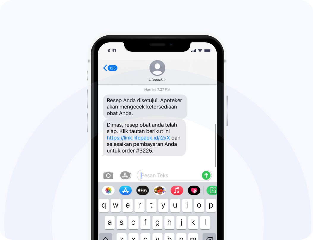 Tata Cara Tebus Obat Via Whatsapp Step 5