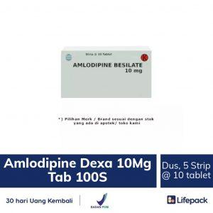 amlodipine-dexa-10-mg