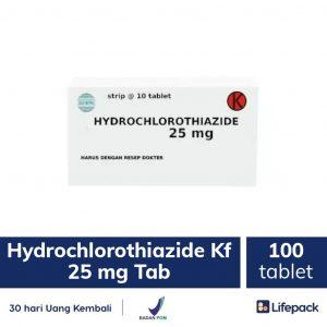 hydrochlorothiazide-kf