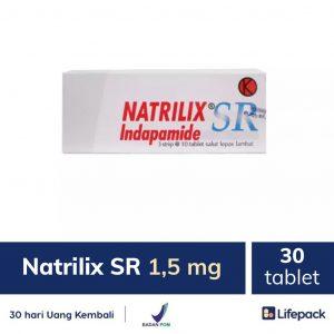 Natrilix SR 1.5 mg