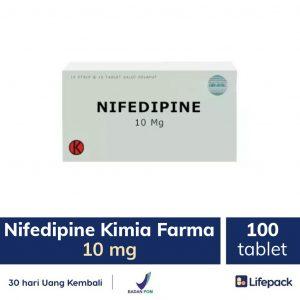 Nifedipine KF 10 mg