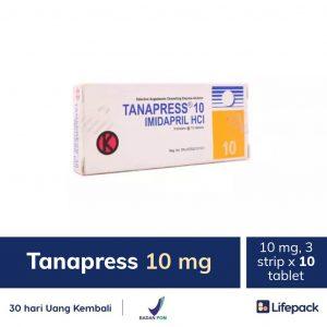 obat tanapress untuk hipertensi