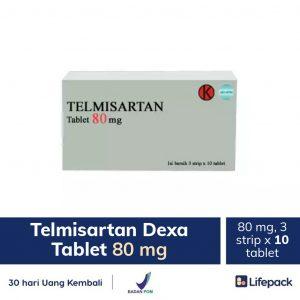 telmisartan dexa adalah