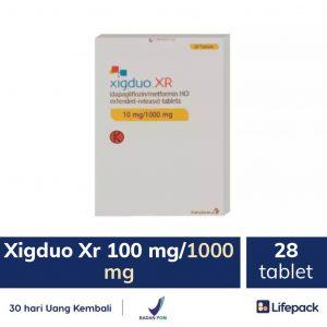 xigduo xr 100 mg/1000 mg