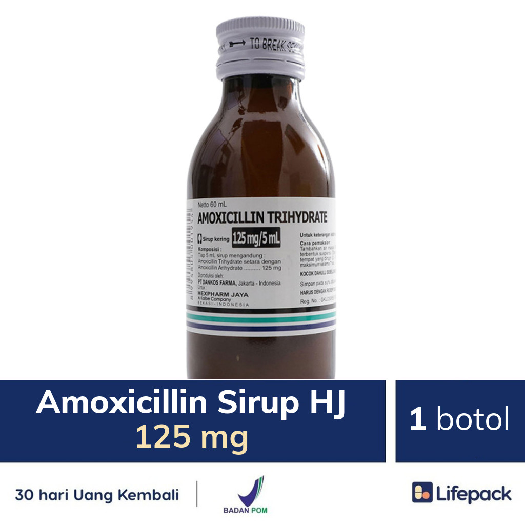 amoxicillin-hj