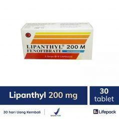 Lipanthyl 200 mg