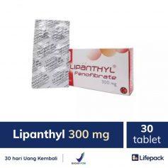 Lipanthyl 300 mg