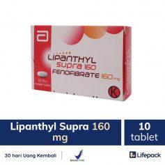 Lipanthyl Supra 160 mg