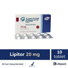 Lipitor 20 mg