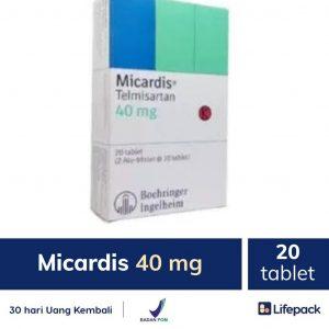 Micardis 40 mg