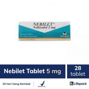 Nebilet 5 mg