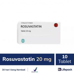 dosis rosuvastatin