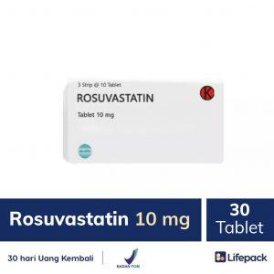 rosuvastatin adalah