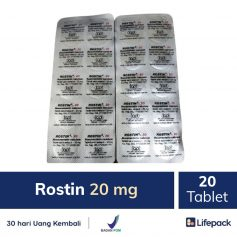 Rostin 20 mg