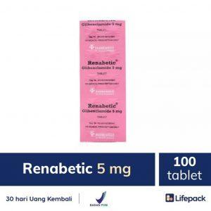Renabetic 5 mg