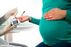 gula basah pada ibu hamil