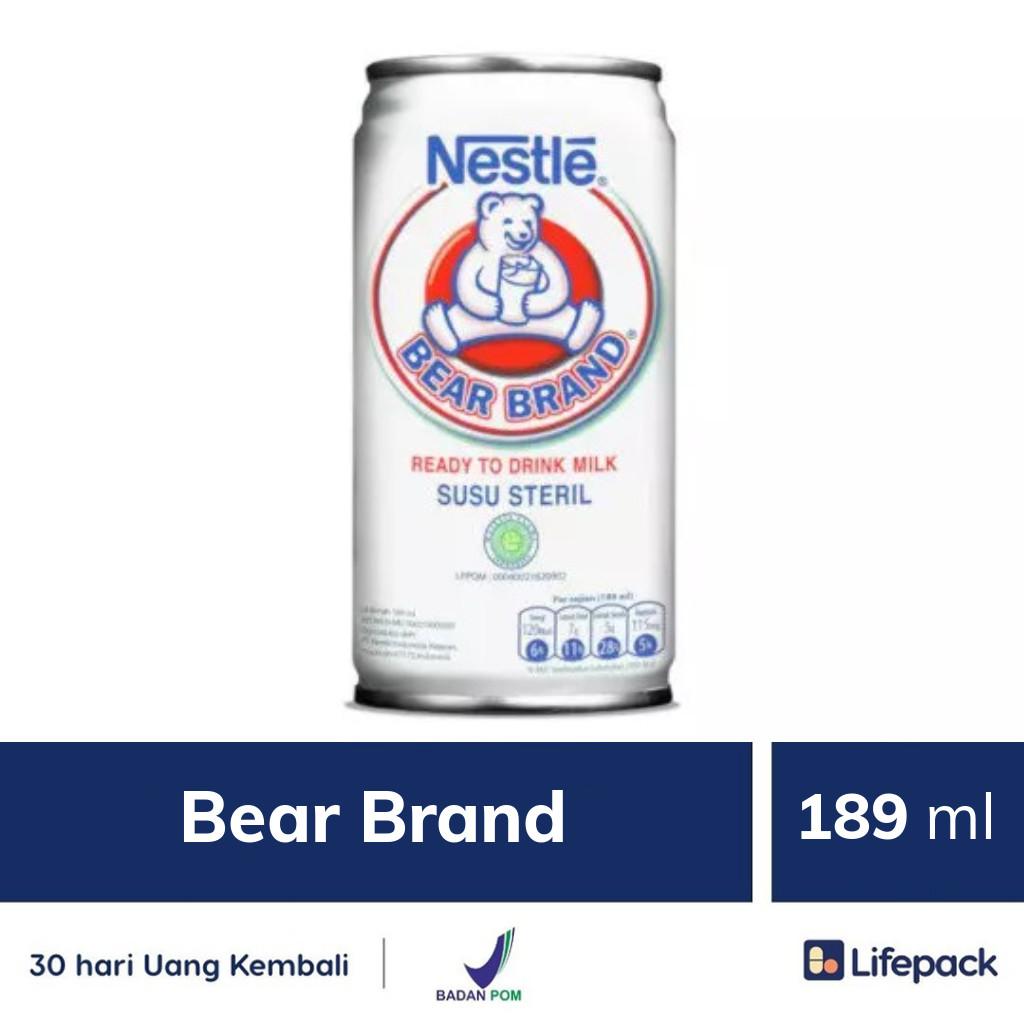 Bear Brand - Lifepack.id