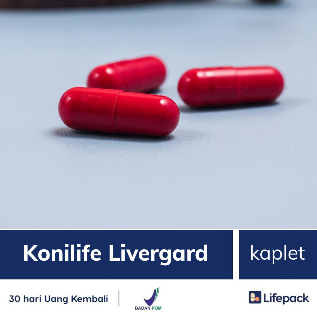 Konilife Livergard - Lifepack.id