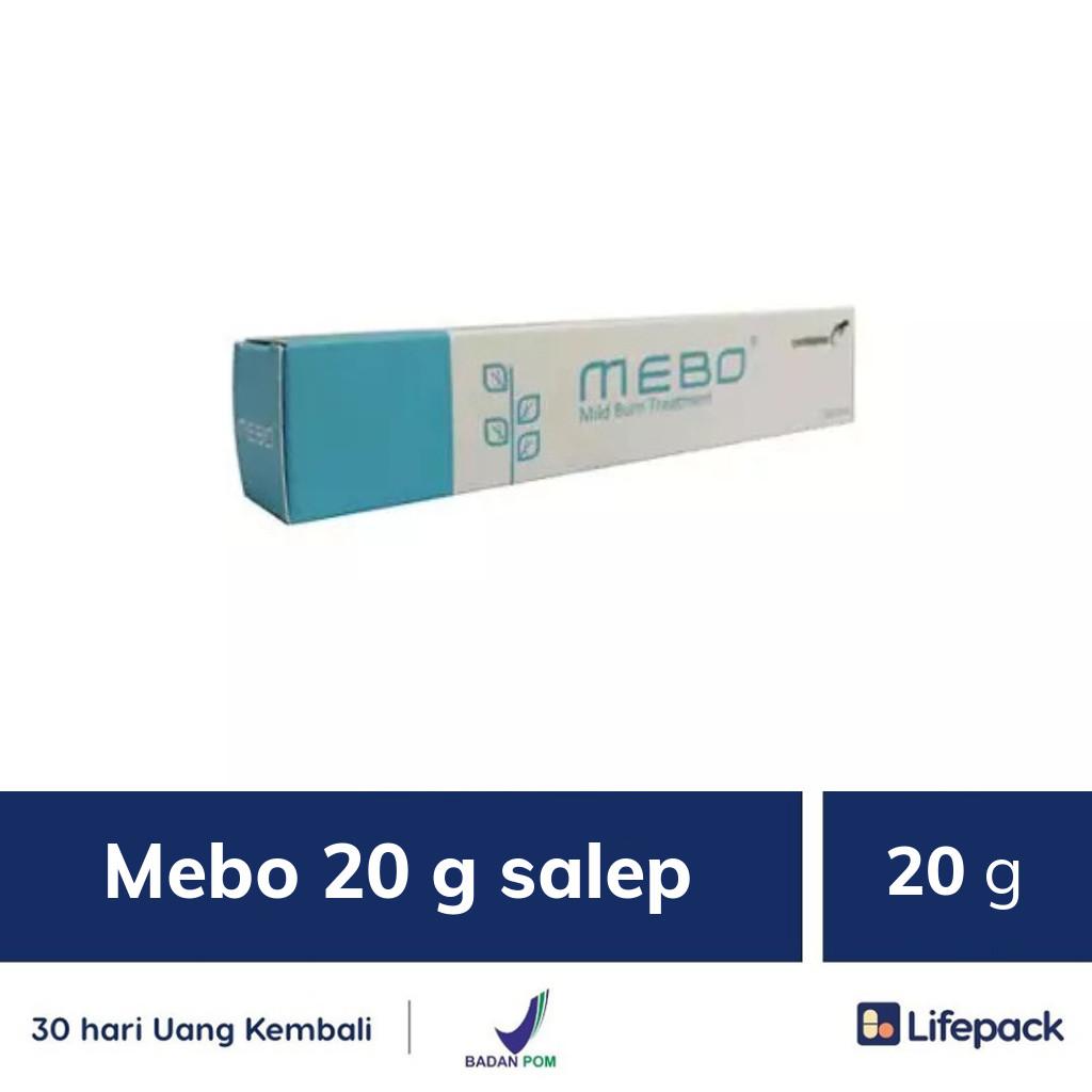 Mebo 20 g salep - Lifepack.id