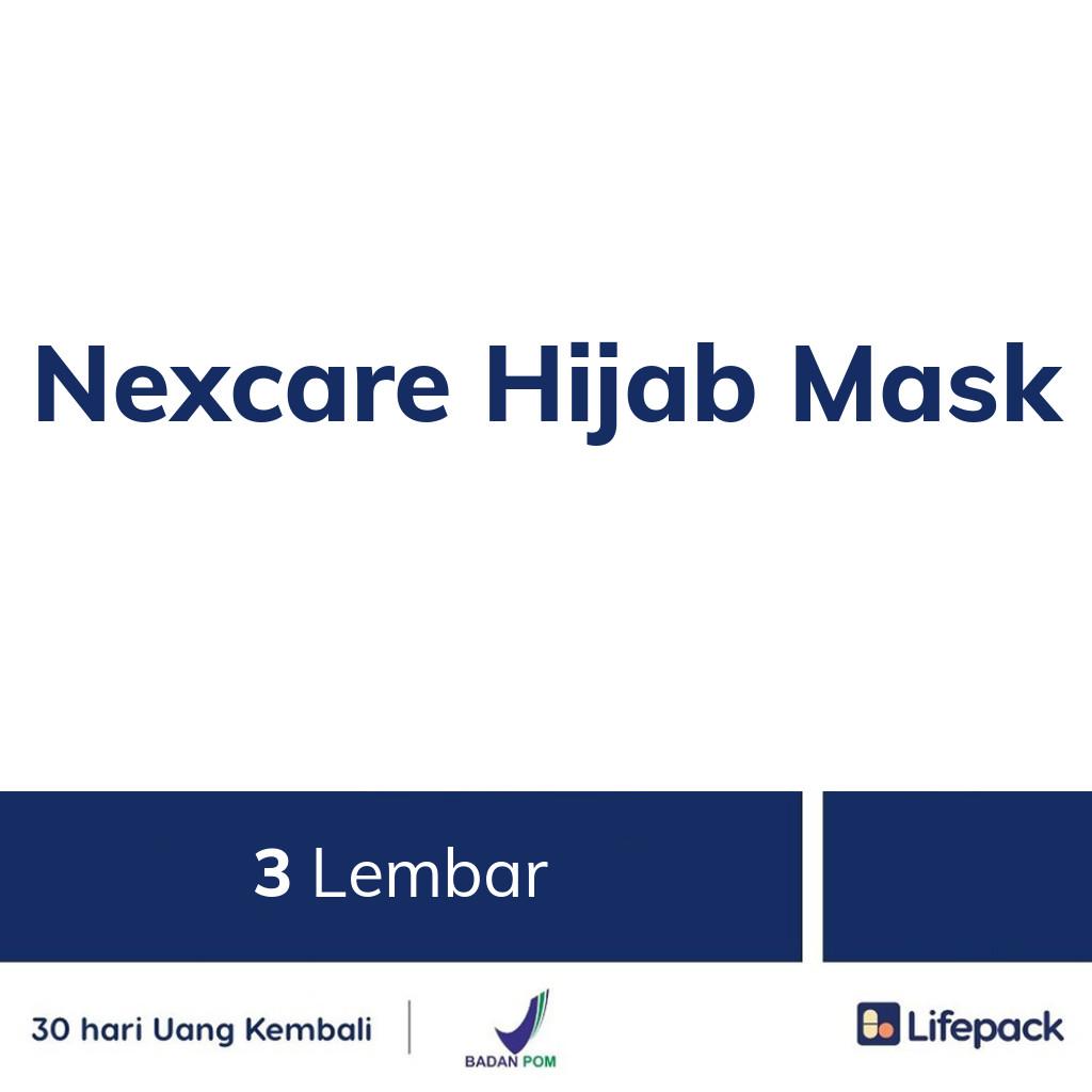 Nexcare Hijab Mask - Lifepack.id