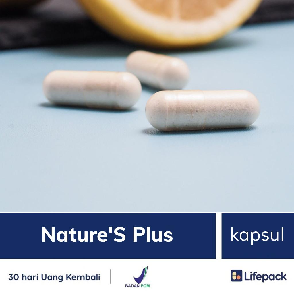Nature'S Plus - Lifepack.id