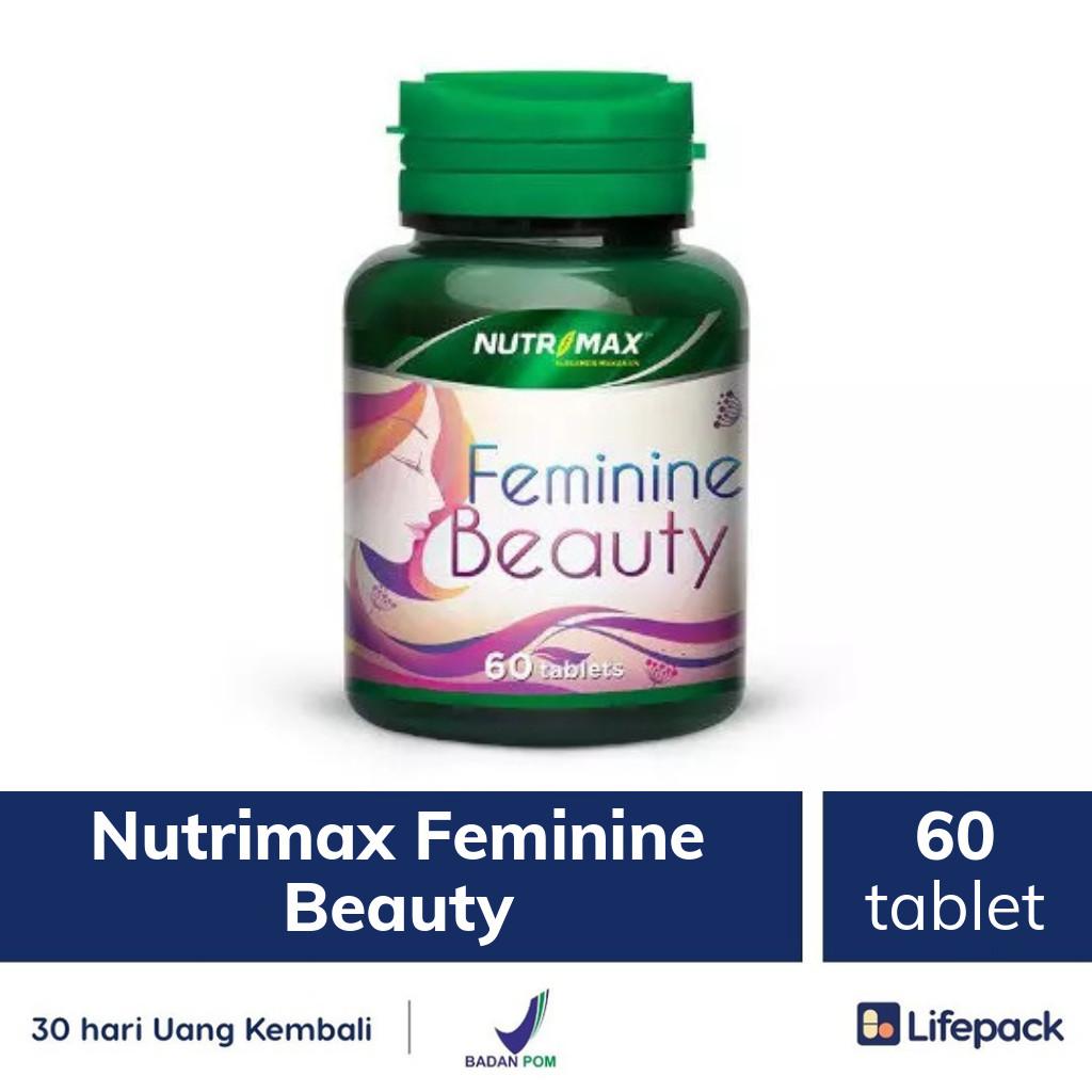 Nutrimax Feminine Beauty - Lifepack.id
