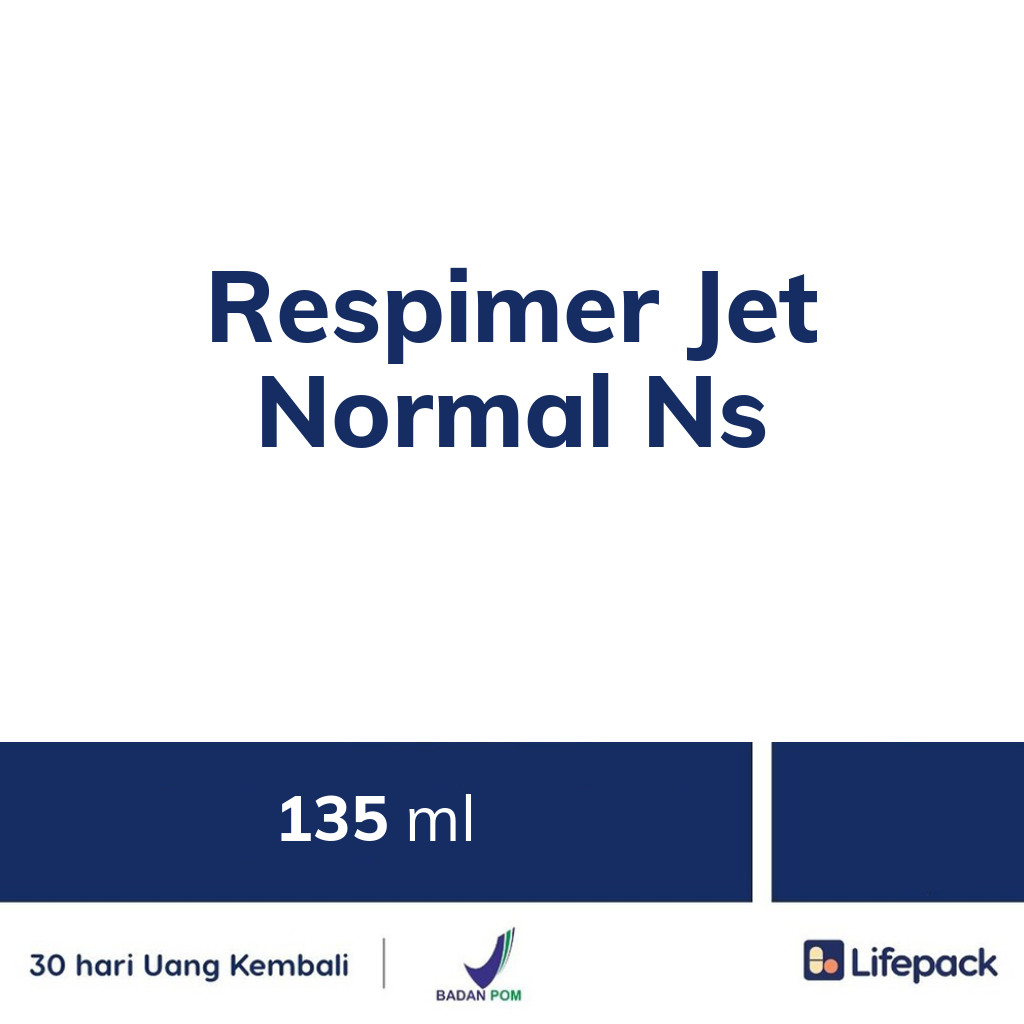 Respimer Jet Normal Ns - Lifepack.id