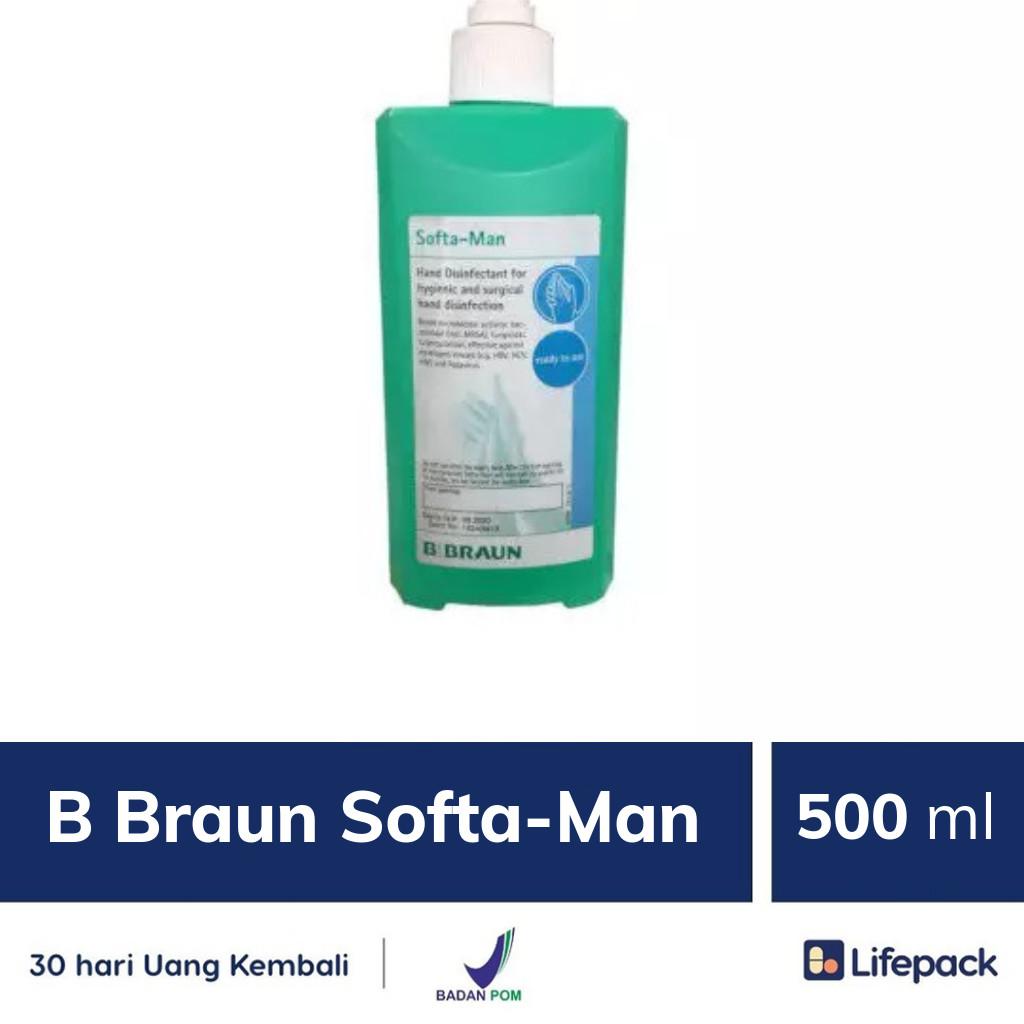 B Braun Softa-Man - Lifepack.id